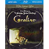 Coraline (2-Disc Collector&#39;s Edition) [Blu-ray]by Dakota Fanning