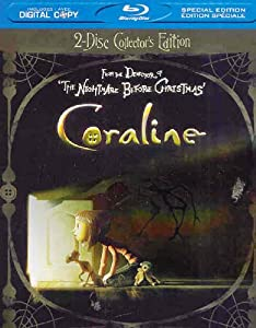 Coraline (2-Disc Collector's Edition) [Blu-ray] (Bilingual)