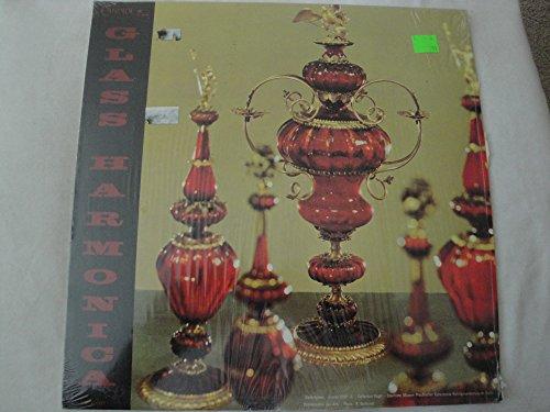 Music For Glass Harmonica Bruno Hoffmann Vinyl Lp Candide CE 31007 Stereo/Mono
