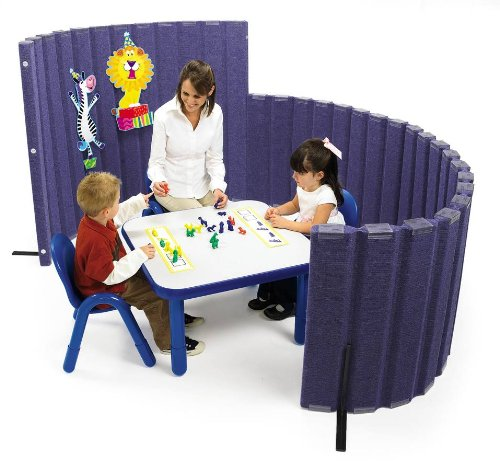 SoundSponge Quiet Dividers - 30