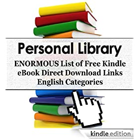 Personal Library - English Categories in Alphabetic and Book Count Order
