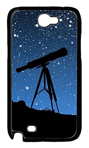 Samsung Galaxy Note Ii N7100 Case,Samsung Galaxy Note Ii N7100 Cases - Sky Telescope Custom Design Samsung Galaxy Note Ii N7100 Case Cover - Polycarbonate¨Cblack
