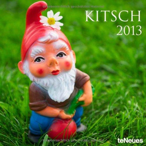 2013 Kitsch Wall Calendar