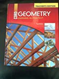 img - for Cord Geometry Learning in Context Teacher's Edition book / textbook / text book
