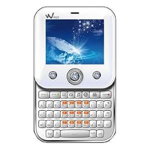 Wiko DuElle Téléphone portable GPRS/EDGE Bluetooth Blanc