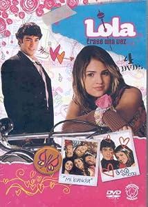 LOLA ERASE UNA VEZ 4 DVD Telenovela