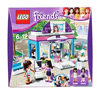 LEGO レゴ フレンズ ビューティーサロン 3187