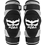 Kali Veda Soft Adult Elbow Guard Motocross Motorcycle Body Armor - Black / Large