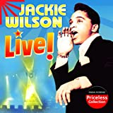 echange, troc Jackie Wilson - Jackie Wilson Live