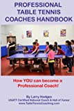 img - for Professional Table Tennis Coaches Handbook book / textbook / text book