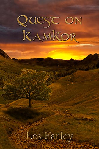 Book: Quest On Kamkor by Les Farley