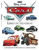echange, troc Walt Disney Company - Cars. Libro de pegatinas
