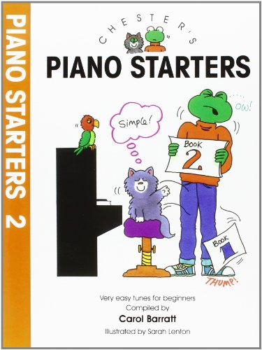 Chester's Piano Starters: v. 2