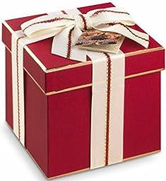 Kirkland Signature Luxury Belgian Chocolate Cube Box (Red)