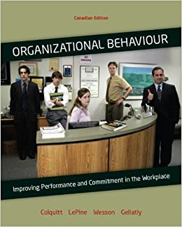 organisational behaviour and work Organizational behavior is a broad field comprised of many subject areas work behaviors are typically examined at different levels—individual be- havior, group behavior, and collective behavior across the organization—.