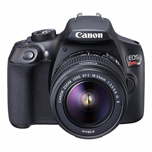 Canon EOS Rebel T6 18.0 MP