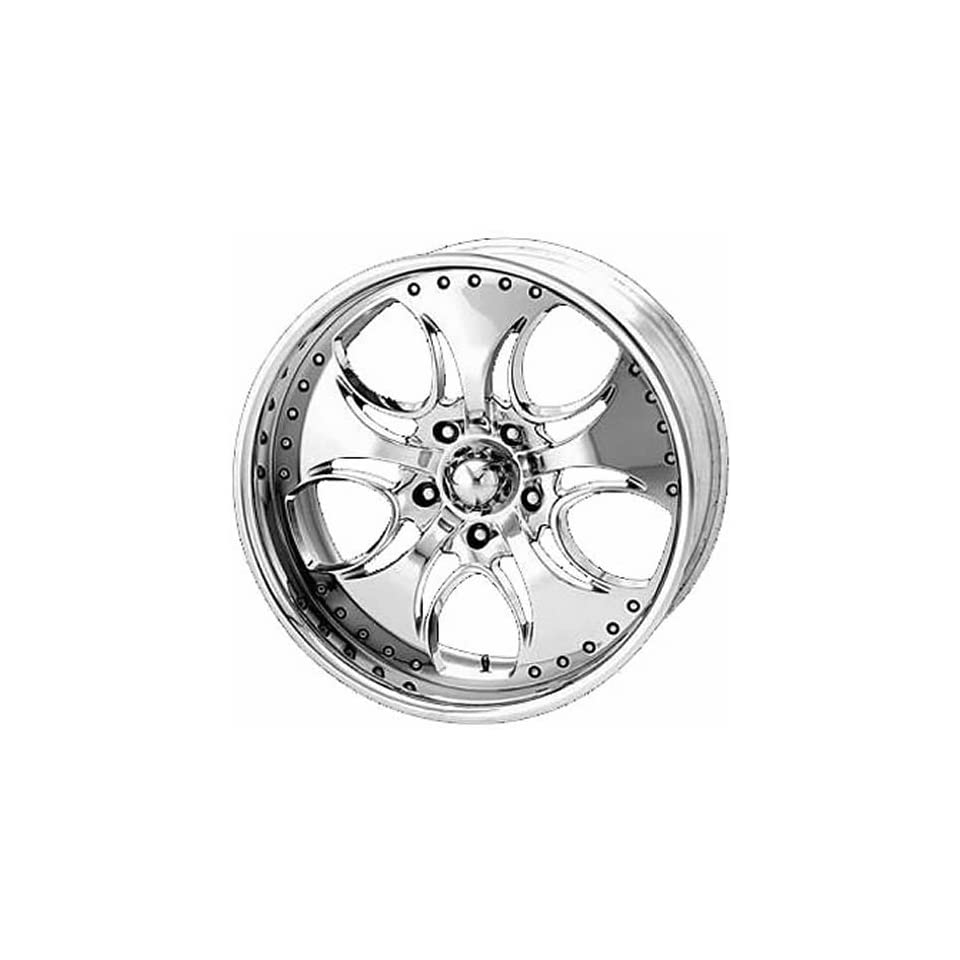KMC KM755 20x8.5 Chrome Wheel / Rim 5x4.75 with a 12mm Offset and a 72.60 Hub Bore. Partnumber KM75528534212 Automotive