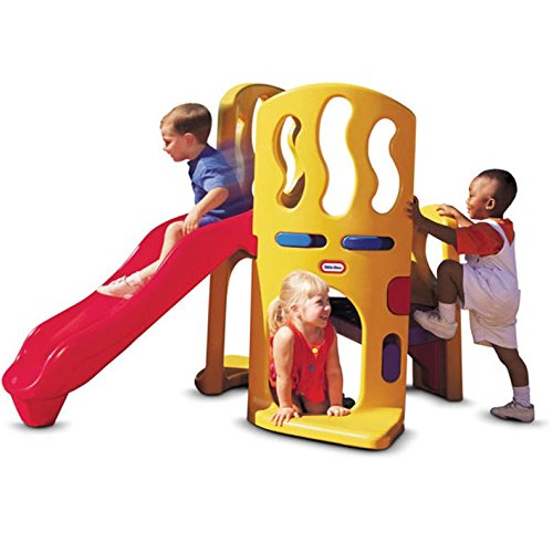 Little Tikes Hide & Slide Climber (Hide And Slide Climber compare prices)