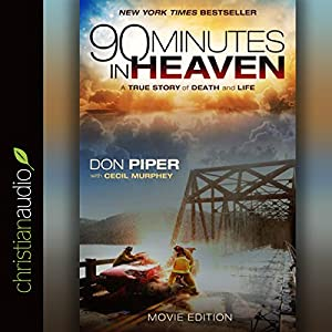 90 Minutes in Heaven Audiobook
