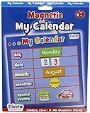 Doowell Activity Charts T-2399 - Calendario de aprendizaje magnético