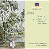 Symphonies 1-4/Coriolan Overture