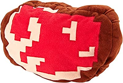 Minecraft Reversible Plush, Cow to Raw Beef by Minecraft