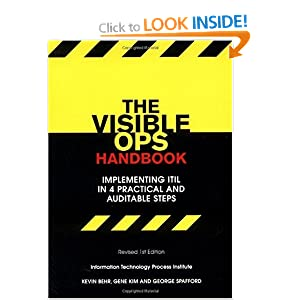 Visible Ops Handbook cover