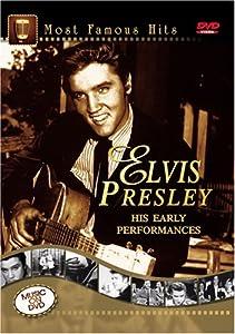 ELVIS PRESLEY HIS EARLY PERFORMANCES [DVD] SIDV-09002