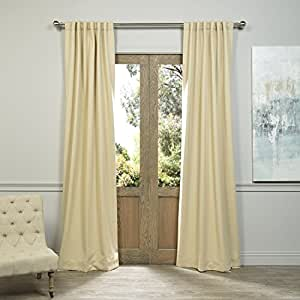 Half price drapes boch 131009 108 blackout for 108 window treatments
