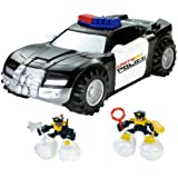 Matchbox Big Boots Speed Trappers Police Vehicle