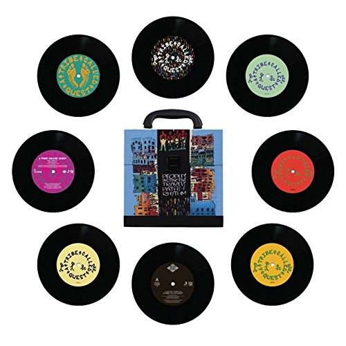 A Tribe Called Quest: People's Instinctive Travels and the Paths of Rhythm Vinyl 8x7