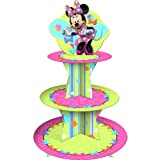 Hallmark - Disney Minnie Mouse Bow-tique Cupcake Stand