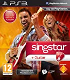 SingStar Guitar - PlayStation Eye Enhanced (PS3)