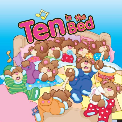 Ten In The Bed Read-Along front-191732