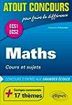 Maths Cours et Sujets Pr�pa ECS1 ECS2...