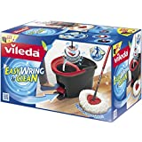 Vileda - 133648 - Balai + seau Easy Wring And Clean - Set Complet