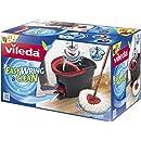 Vileda - 133648 - Balai + seau Easy Wring And Clean - Set Complet