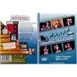 Virtual Mrs Claus and Santa Virtual Reality Christmas DVDs for Window Projection