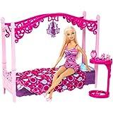 Barbie - X7941 - Poupée - Barbie dans sa Chambre