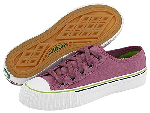 PF Flyers Center Lo Reiss Womens Sneakers Shoes US 4 1/2
