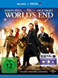 DVD - The World's End  (inkl. Digital Ultraviolet) [Blu-ray]