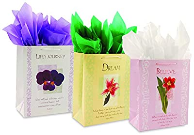 Inspiration Gift Bags - Set of 3
