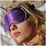 Sleep More (SMALL-Med Size) Sleeping Mask for Men or Women, with Free