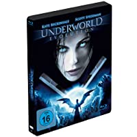 Underworld: Evolution (Limited Steelbook Edition) [Blu-ray]