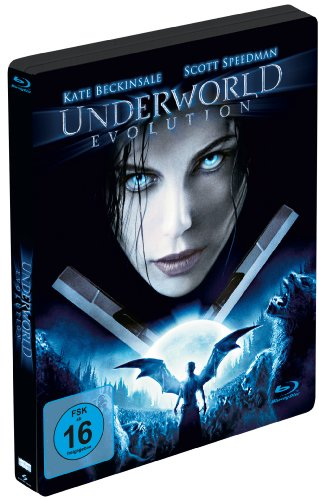 Underworld: Evolution (Limited Steelbook Edition) [Blu-ray]