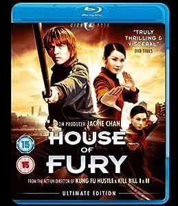 CINE ASIA House Of Fury [BLU-RAY]