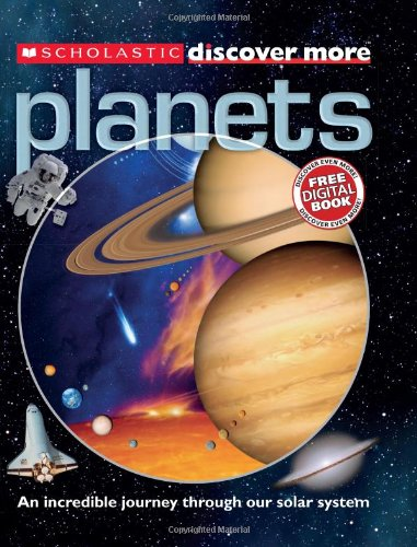 Scholastic Discover More: Planets