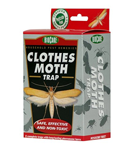 Springstar-S1524-Jumbo-Clothes-Moth-Trap-New