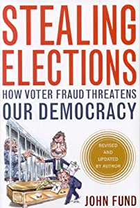 "Cover of ""Stealing Elections: How Voter F..."
