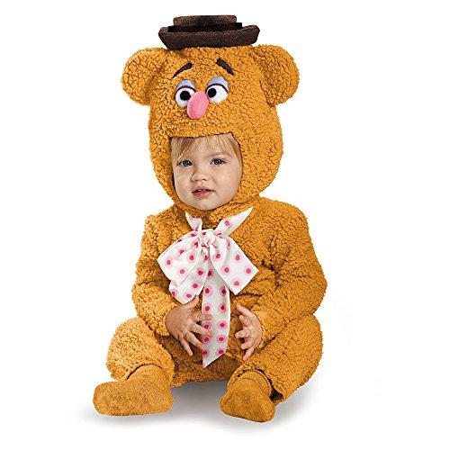 Fozzie Muppet Baby Costume
